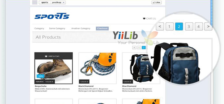 ShopShare产品列表页